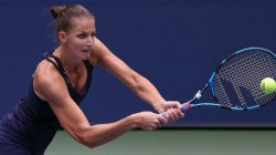 Us Open Womens Singles Top Seed Karolina Pliskova Out In Second Round