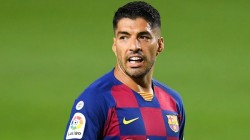 Luis Suarez Will Not Play Again With Lionel Messi Barcelona Officially Confirms