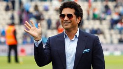 Abdul Qadir S Words Motivated Me Sachin Reveals How He Smashed Four Sixes In Pak Legend S One Over