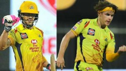 Csk S Du Plessis And Curran Leads Ipl 2020 Players List But Why They Not Wearing Orange Purple Caps