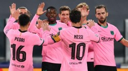 Uefa Champions League Barcelona Best Juventus Manchester United Win Against Rb Leipzig