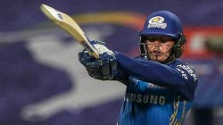Ipl 2020 Who Is Toughest Bowler In Nets Bumrah Or Boult Mumbai Opener Quinton Reveals