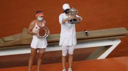 French Open Womens Singles 19 Year Old Iga Swiatek Win Title
