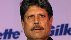 Indian S Former Captain And Legendary Allrounder Kapil Dev Suffers Heart Attack Undergoes Surgery