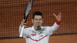 French Open 2020 Novak Djokovic Enter Pre Quarter And Garbine Muguruza Crashes Out