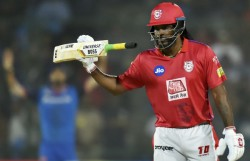 Ipl 2020 Chris Gayle May Play Against Sunrisers Hyderabad