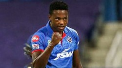 Ipl 2020 Delhi Capitals Pacer Kagiso Rabada Broke Narine S Record Of 50 Wickets From Fewest Matches