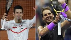 French Open 2020 Classic Final Rafael Nadal To Face Novak Djokovic