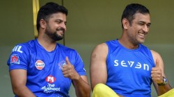 Ipl 2020 Ms Dhoni And Suresh Raina Are In Good Terms Raina S New Tweet Hints