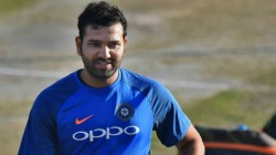 Indian Team Physio Said To Bcci Rohit Sharma Need 3 Weeks Rest