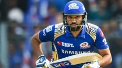 Ipl 2020 Mumbai Indians Captain Rohit Sharma Health Update May Play Against Hyderabad