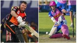 Ipl 2020 Sunrisers Hyderabad Vs Rajasthan Royals Milestones Achieved By Both Teams