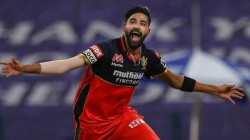 Ipl 2020 Not To Take Opinion Of The People Rcb Pacer Mohammed Siraj Recalls About Dhoni S Advice