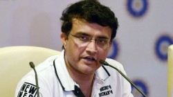 Ahmedabad Will Host India England Day Night Test Says Bcci President Sourav Ganguly