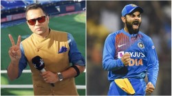Aakash Chopra Suggested Not Rohit Sharma Virat Kohli To Continue As The Indian T20 Captain