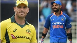 Ind Aus Series Aussies Captain Aaron Finch Reveals Virat Kohli Doesn T Have Too Many Weak Points