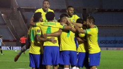 Football World Cup Qualification Brazil Beat Uruguay Aregentina Win Over Peru