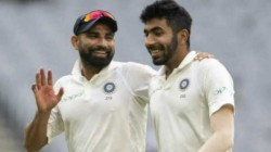 India S Australian Tour Bumrah And Shami Unlikely To Play All Matches In Limited Over Series