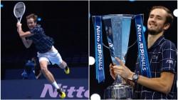 Atp Finals 2020 Russia S Daniil Medvedev Lift Title Aganist Austria S Dominic Thiem