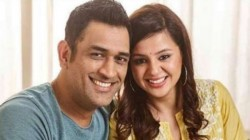 I Am The Only Person Who Can Provoke Him Sakshi Reveals Unknown Facts About Husband Ms Dhoni