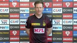 Ipl 2020 Eoin Morgan Praise God Act After Team Win Against Rajasthan Royals