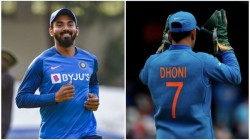 India Australia Series Kl Rahul Revealed Ms Dhoni S Place Cant Be Filled