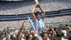 Football World Mourns In Argentine Legend Diego Maradona S Sudden Demise