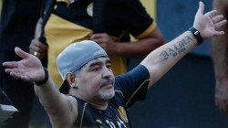 Lead Argentina To One And Only World Cup Trophy Look At Diego Maradona S Profile