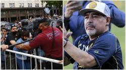 Goodbye Diego Maradona A Legendary Life Come To End