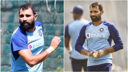 A Long Wait Ended Today Mohammed Shami Share Happy For Bowl In Indian Nets