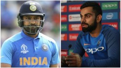 Ins Vs Aus Series Virat Kohli About Rohit Sharma S Absence In The Ongoing India Vs Australia Series