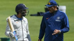 Ipl 2020 Rohit Says He Is Fit Then Why Did Nt You Pick Him Indian Team Questions Sehwag