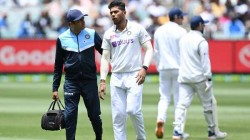 Indian Pacer Umesh Yadav Had To Limp Off The Ground After Hurting Himself While Bowling