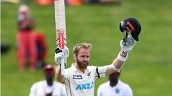 Nz Vs Wi First Test Kane Williamson Scored Double Century New Zealand Declared