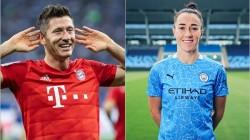 Bayern Munich Striker Lewandowski Won Fifa Best Men S Player Award