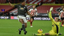English Premier League Manchester United Win Against Sheffield United