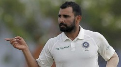 India Australia Test India S Trumpcard Mohammed Shami Ruled Out Of Tournament