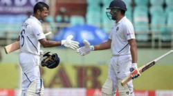 Gavaskar Picks His India Xi For Sydney Test Mayank Retained Gill To Play At Number Three
