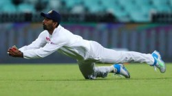 India S Wriddhiman Saha Takes Unbelievable Catch For India A In Pinkball Practice Match