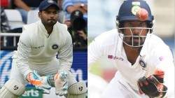 Ind Vs Aus Test Wriddhiman Saha Or Rishabh Pant Ian Chappell And Mohammad Azharuddin Pick Indias Wicket Keeper