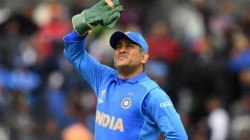 If I Can Play Five To 10 Percent As Good As Dhoni I Will Be Happy Ausis Player Ben Dunk