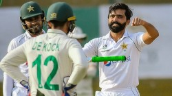 Pak Vs Sa 1st Test Fawad Alam S Century Helped Pakistan Get First Innings Lead Against South Africa