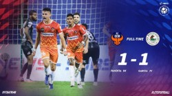 Isl 2020 21 Fc Goa Atk Mohun Bagan Match Ends In A Draw