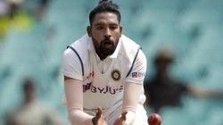 After Terrific Series In Australia Mohammed Siraj Bought A Brand New Bmw Car