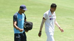Ind Vs Aus Worry For India Continues Navdeep Saini Leaves The Ground