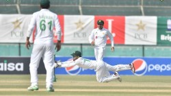Pak Vs Sa 1st Test Pakistan Face Batting Collapse Against South Africa Lose Four Wickets