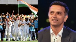 Rahul Dravid Credited Young Team For The Historic India S Win Against Australia