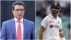 Ind Vs Aus Test Manjrekar Slams Pujaras For His Slow Innings