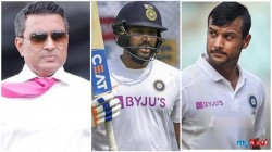 Ind Vs Aus Test Sanjay Manjrekar Questioned Why Mayank Agarwal Dropped From Third Test
