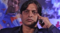 Ind Vs Aus Test Not Because Of Pace Bowlers India Lost 1st Test Because Of Pink Ball Says Akhtar
